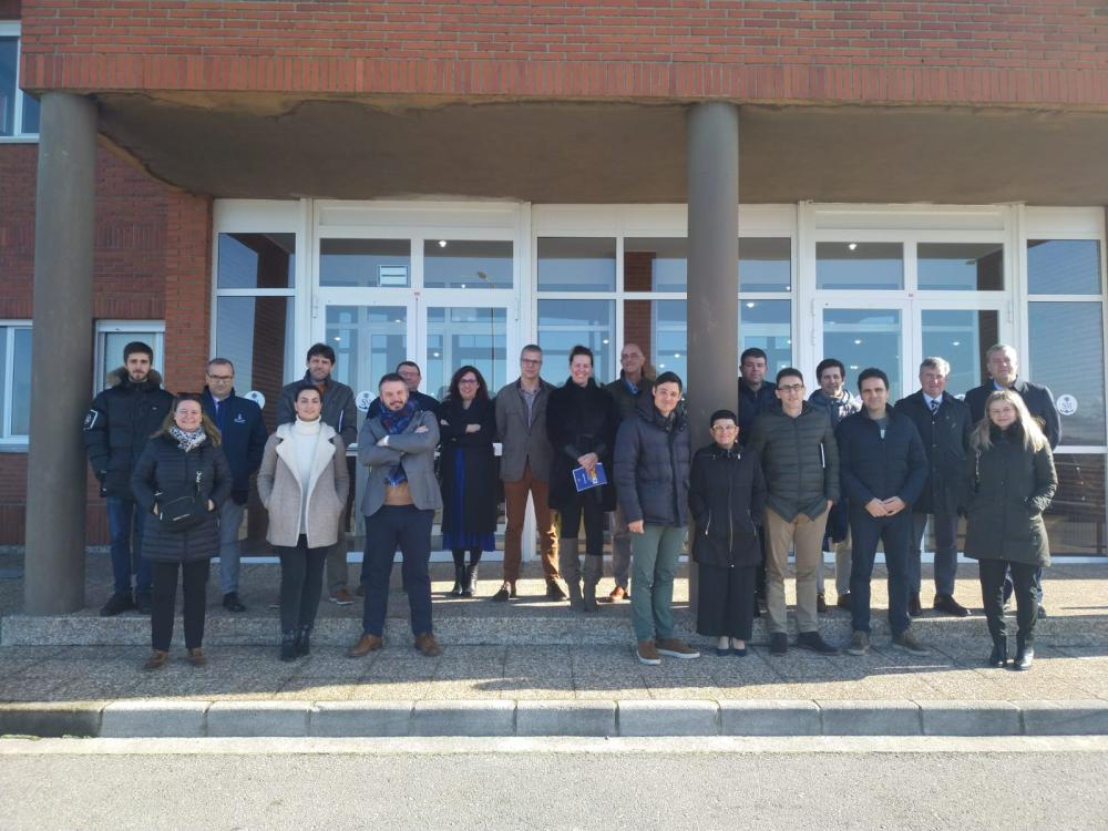 Image INNOVASTURIAS Partners at the Jovellanos Centre