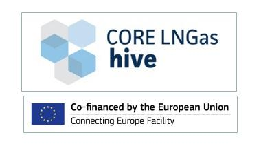 "Imagen Proyecto ""Core LNGas Hive - Core Network Corridors and Liquefied Natural Gas"""